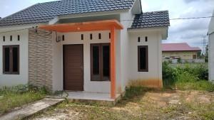 Rumah  type  36/108 Harga Rp. 95JT